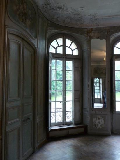 Grand salon, détail