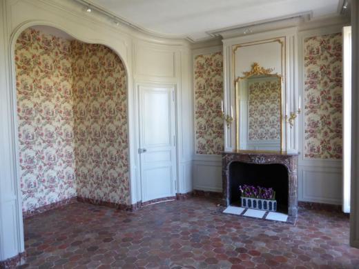 Chambre côté cour, 1er étage
