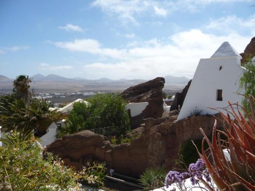Maison d'Omar Sharif, Lanzarote (Canaries)