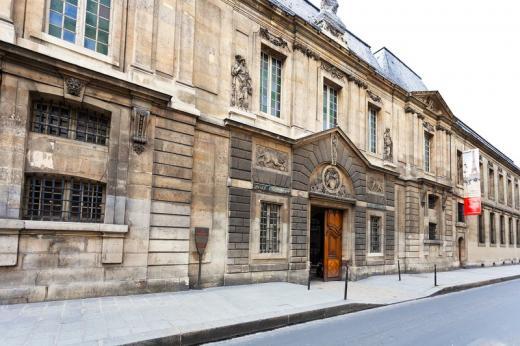 Hôtel Caranavalet, rue de Sévigné, Paris