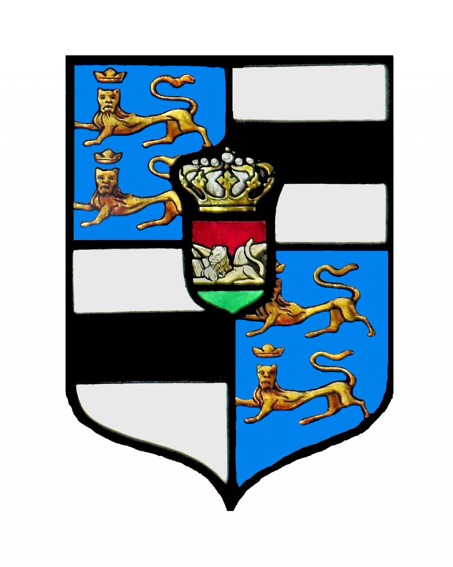 Blason famille de Voyer de Paulmy d'Argenson