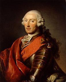 Johann Christian von Mannlich : Christian IV des Deux-Ponts, Munich, 1771