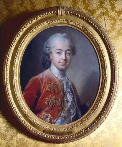 Pierre-Gaspard-Marie Grimod, comte d'Orsay