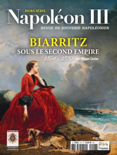Biarritz sous le Second Empire, revue Napoléon III 2020