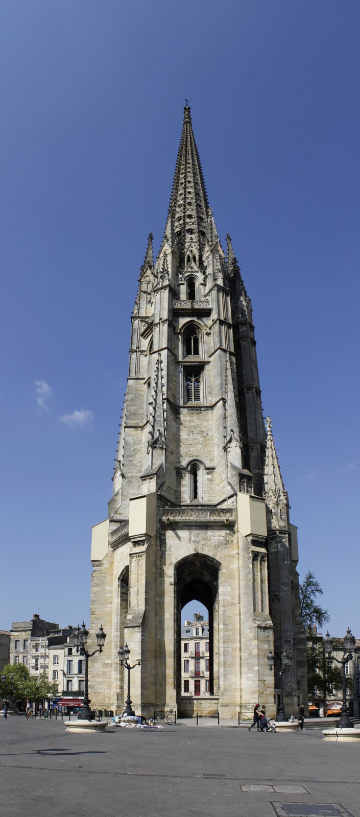 Clocher de Saint-Michel de Bordeaux