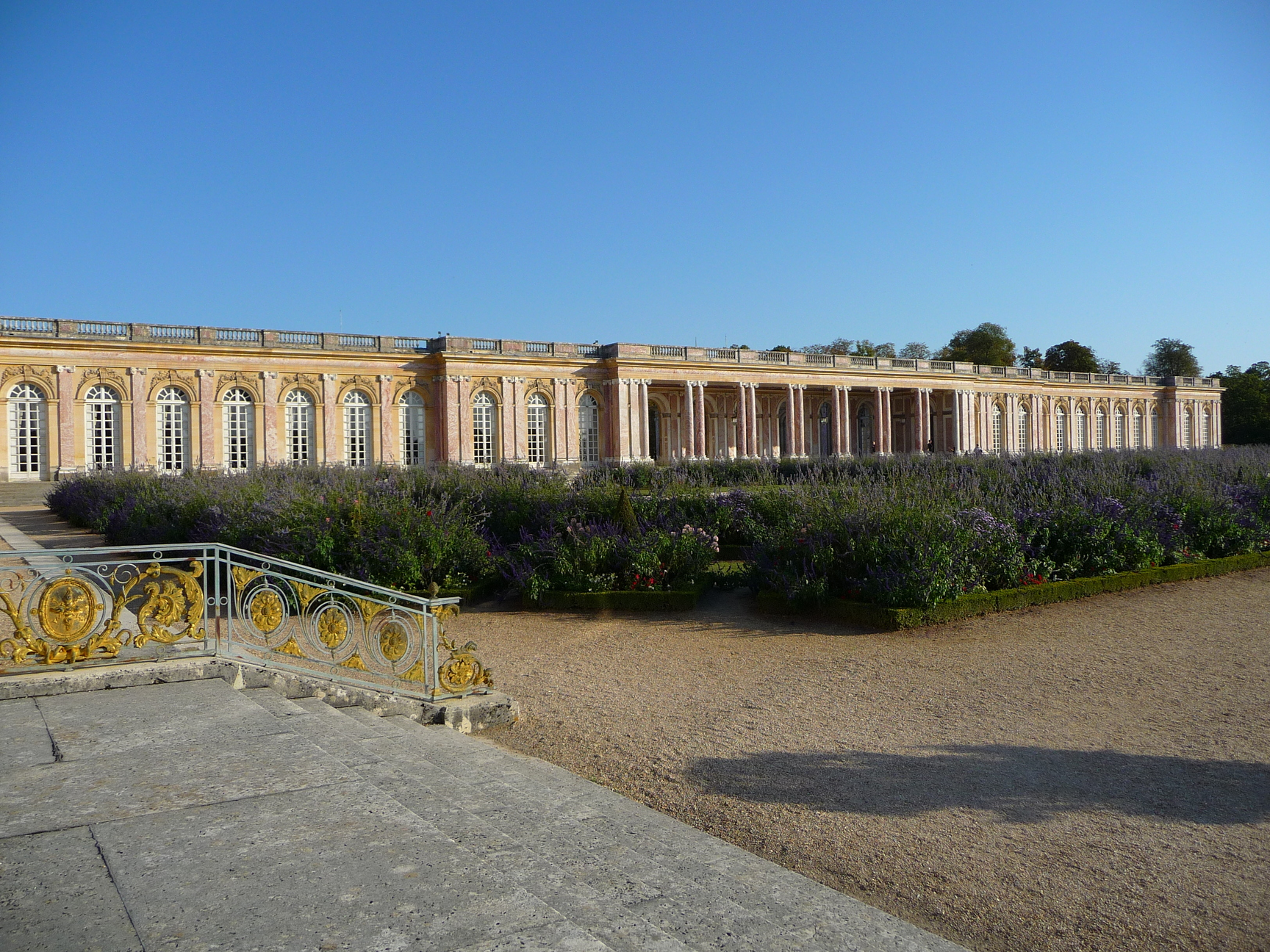 Jules Hardouin-Mansart, Grand Trianon, 1687-1688, cl. Ph. Cachau