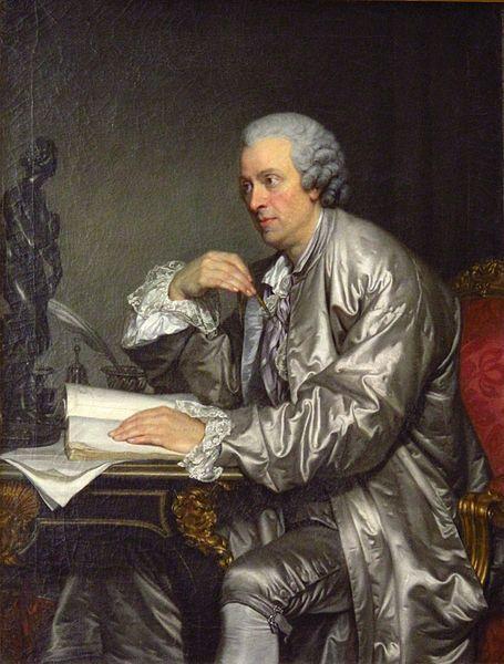 Jean-Baptiste Greuze, Claude-Henri Watelet, Louvre, 1765
