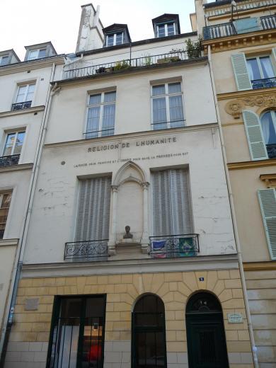 Maison François Mansart, 5 rue Payenne, Paris