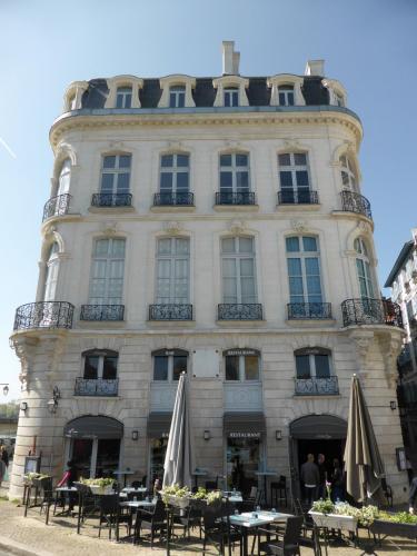 Bayonne, maison de Léon de Brethous, XVIIIe siècle