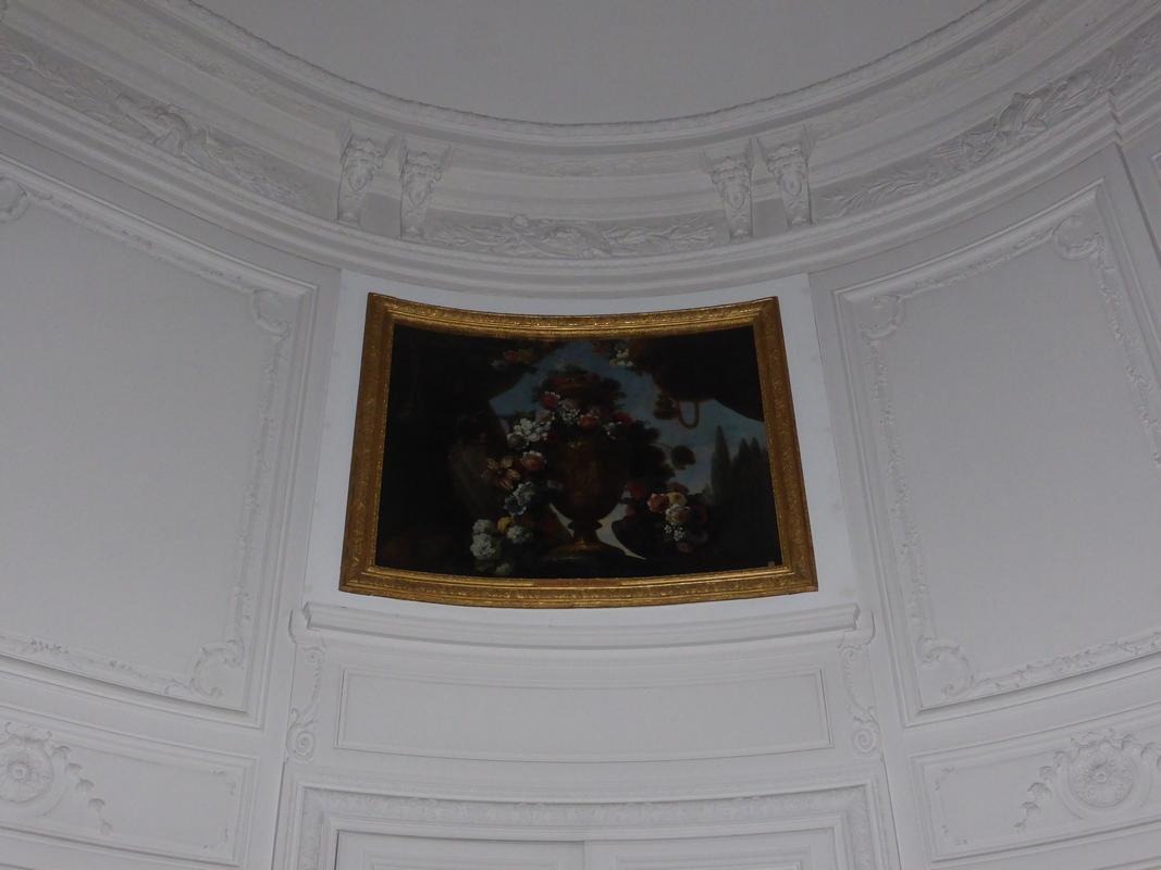 Blin de Fontenay, Fleurs, Trianon, fin XVIIe