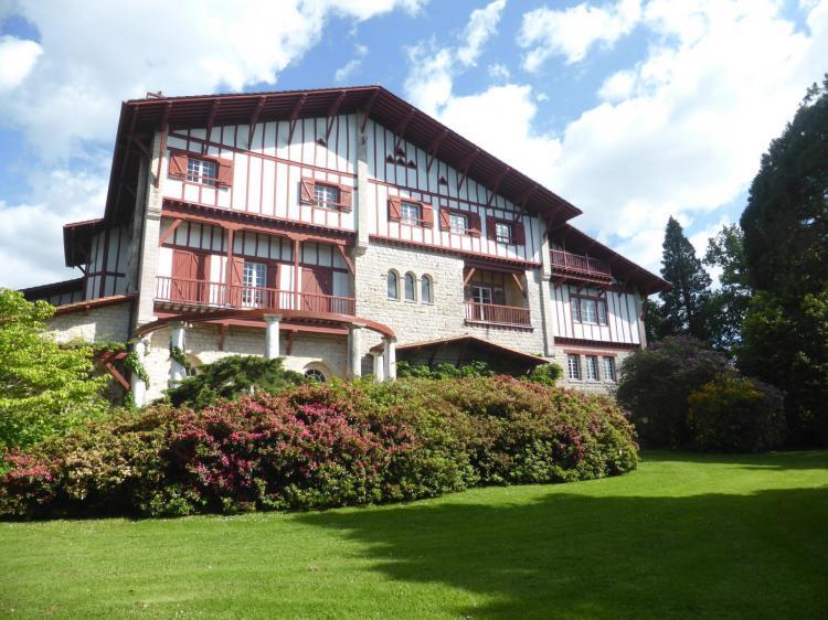 La villa du côté du parc, cl. Ph. Cachau