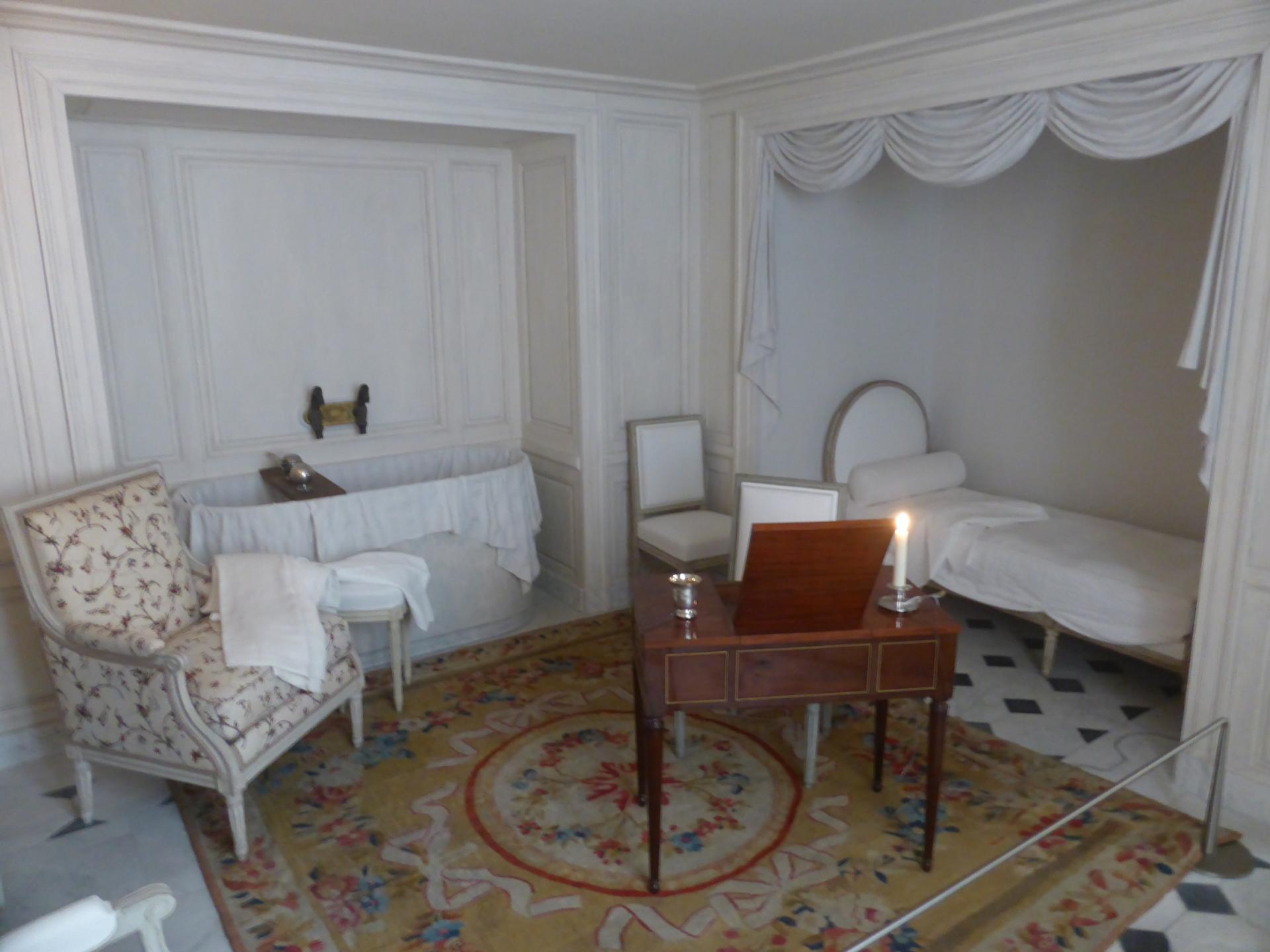Salle de bains de Thierry de Ville d'Avray, cl. Ph. Cachau