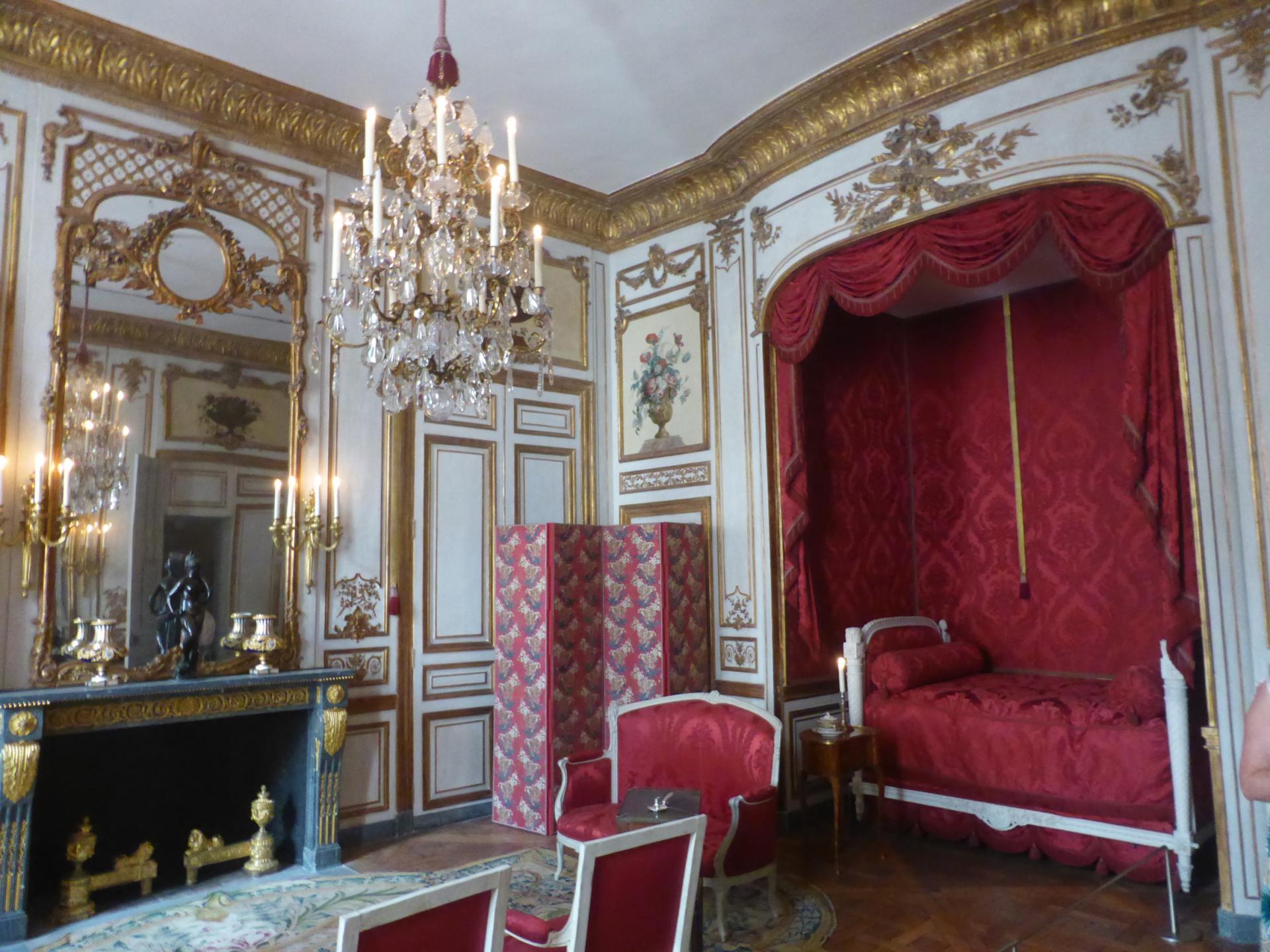 Chambre de M. de Fontanieu, cl. Ph. Cachau