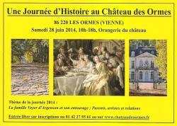 Programme journee d histoire 2014